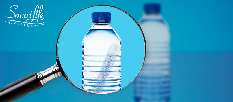 تفاوت آب غنی شده با آب معدنی